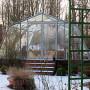 24 m² växthus