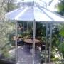 15 m² lustväxthus