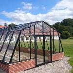 Växthus 105 m²
