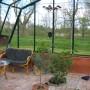 Växthus 40 m²