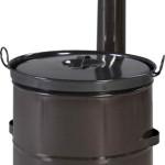 Vedeldade kokgrytor & varmvattenberedare